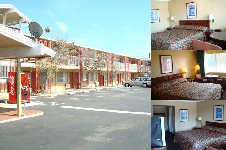 Milpitas Travelodge photo collage