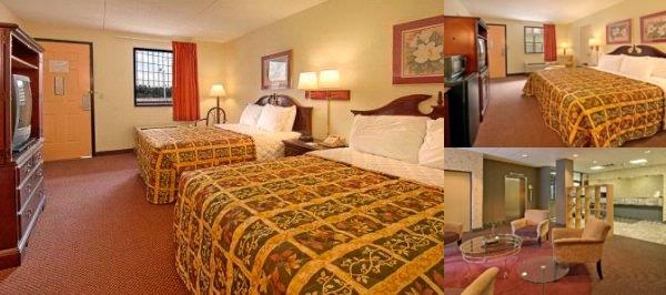 Days Inn Chattanooga Rivergate photo collage