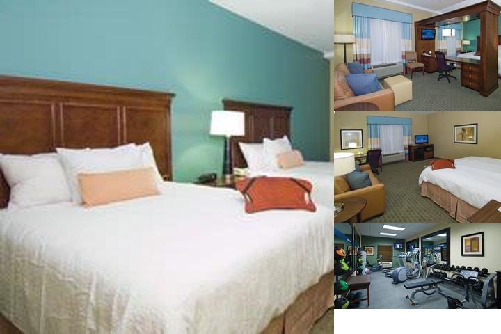 Hampton Inn & Suites Baton Rouge / Port Allen photo collage