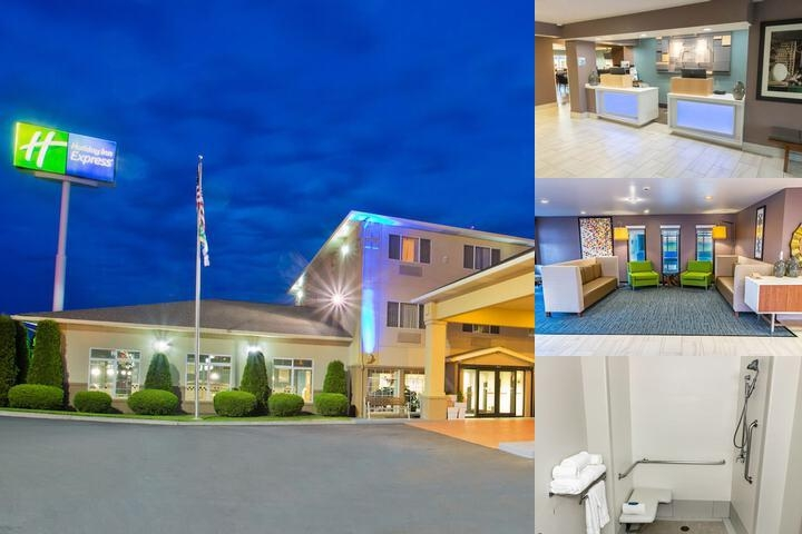 Holiday Inn Express Pendleton photo collage
