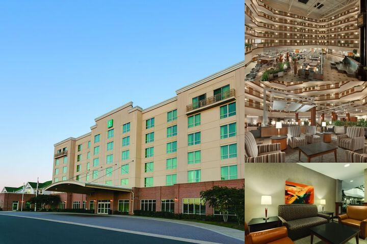 Embassy Suites Dulles North photo collage