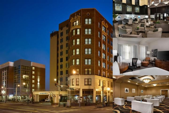 Doubletree Hotel Memphis Downtown photo collage