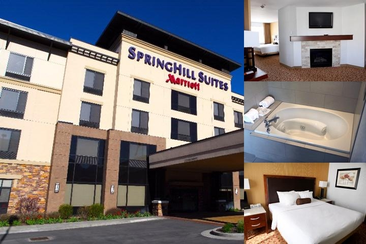 Springhill Suites by Marriott Logan photo collage
