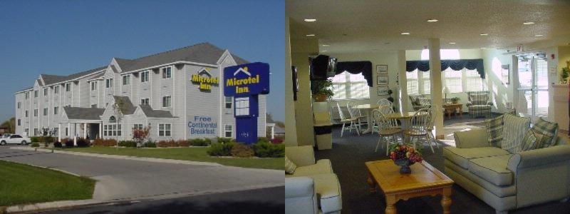 Microtel Inn photo collage