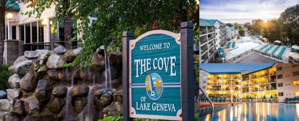 The Cove of Lake Geneva photo collage