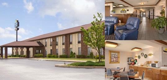 Days Inn Pontoon Beach photo collage