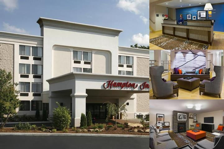 Hampton Inn Danbury photo collage