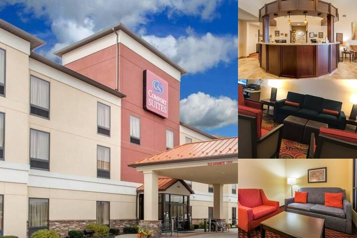 Comfort Suites Altoona photo collage