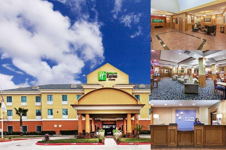 Holiday Inn Express Hotel & Suites Corpus Christi Calallen photo collage