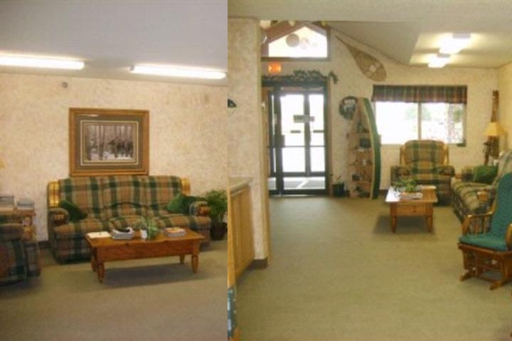 Chicaugon Lake Inn photo collage