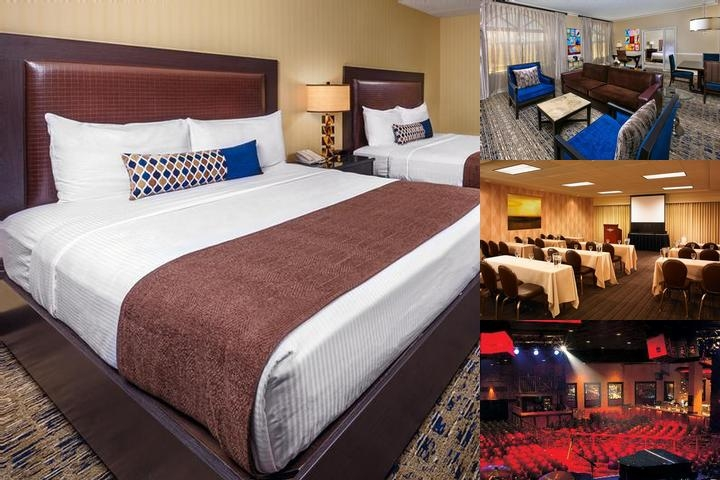 Boulder Station Hotel & Casino photo collage