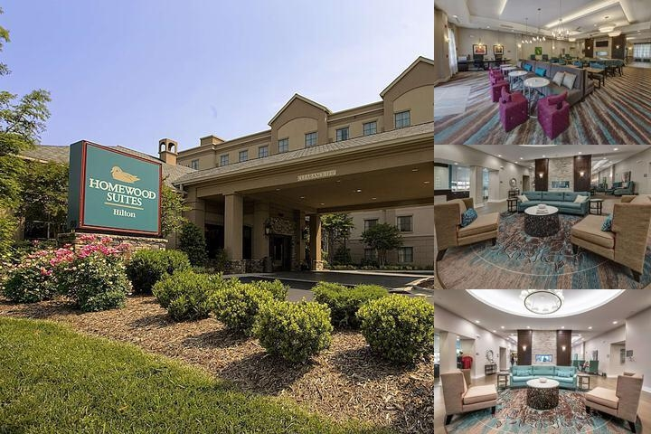 Homewood Suites by Hilton Asheville photo collage