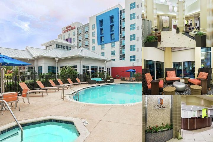 Hilton Garden Inn Tampa Airport Westshore photo collage
