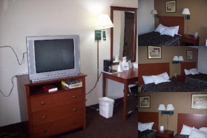 Days Inn Motel photo collage