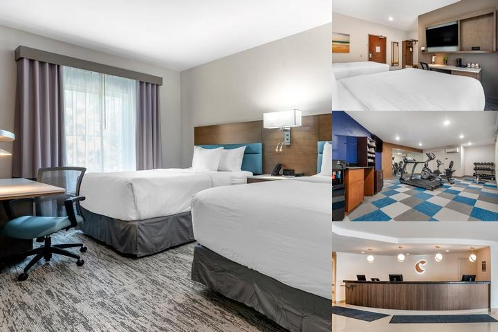 Capital Circle Inn & Suites photo collage