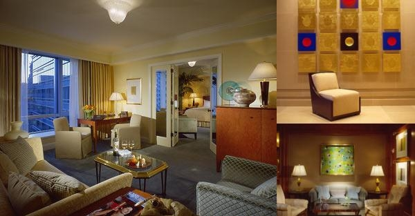 Four Seasons Hotel San Francisco photo collage