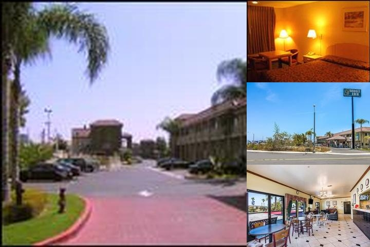 Budget Inn Santa Fe Spring photo collage
