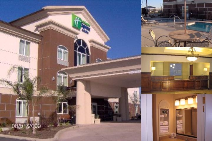 Holiday Inn Express Dinuba photo collage