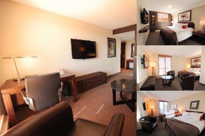 Bostonian Executive Suites photo collage