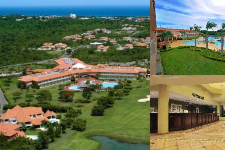 Embassy Suites by Hilton Los Marlins Hotel & Golf photo collage