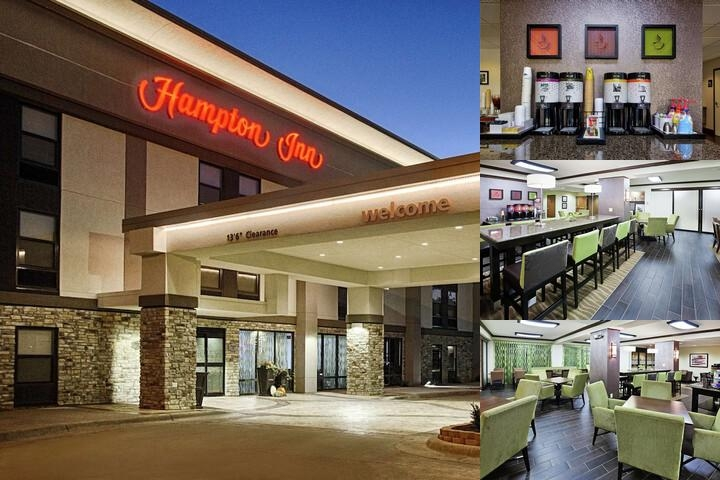 Hampton Inn Salina photo collage