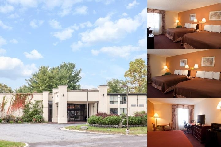 Howard Johnson Inn Bartonsville / Poconos Area photo collage