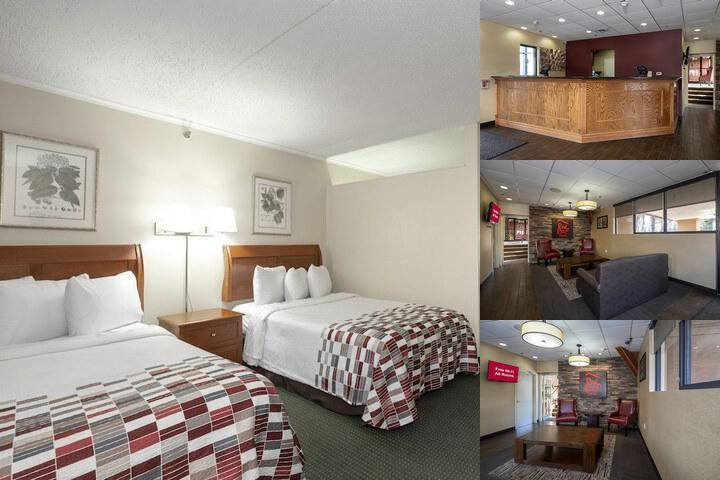 Red Roof Inn & Suites University photo collage