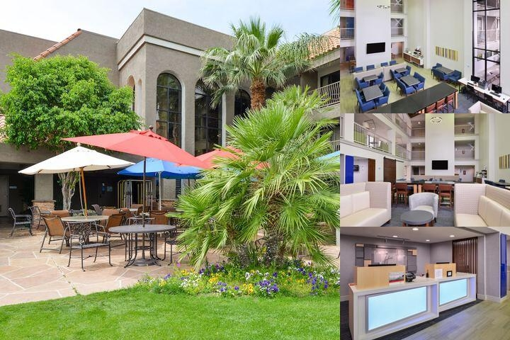 Holiday Inn Express Palm Desert Rancho Mirage / Go photo collage