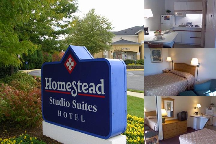 Extended Stay America Washington D.c. Fairfax Fair photo collage