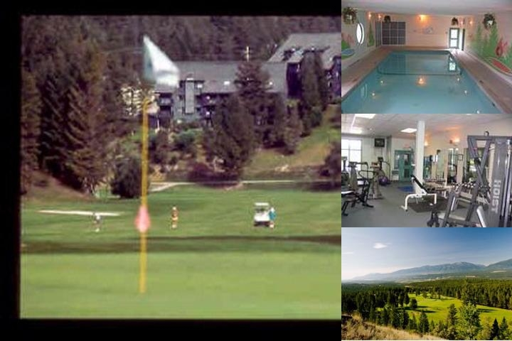 Radium Resort photo collage