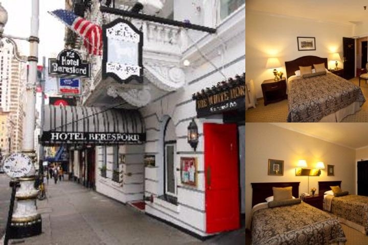 Beresford Hotel photo collage