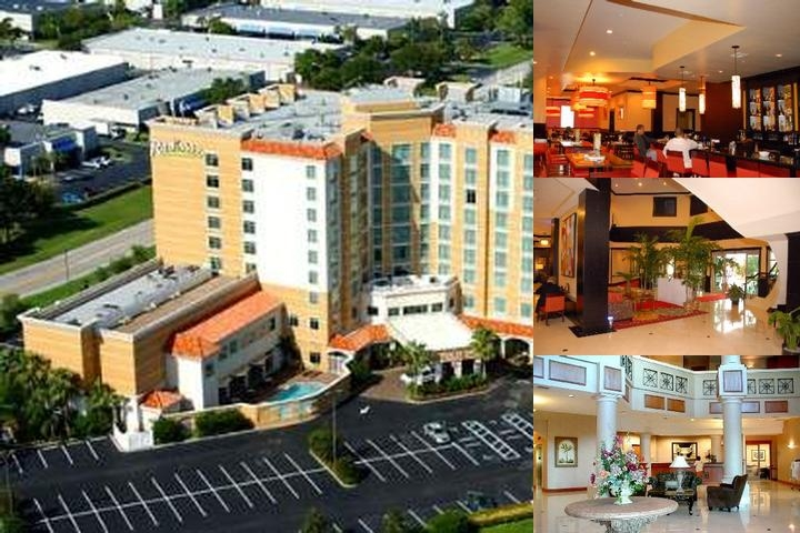 Marriott St. Petersburg Clearwater photo collage