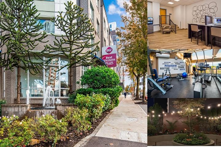 Best Western Plus Uptown Hotel photo collage