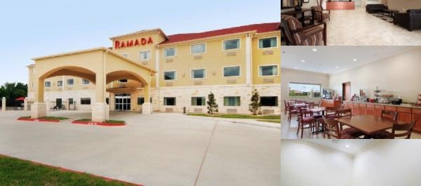 Ramada College Station photo collage