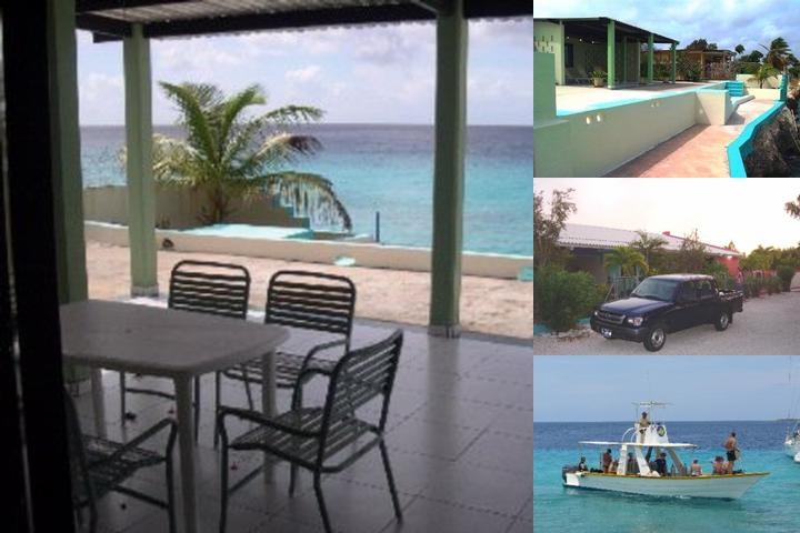 Bonaire Happy Holiday Homes photo collage