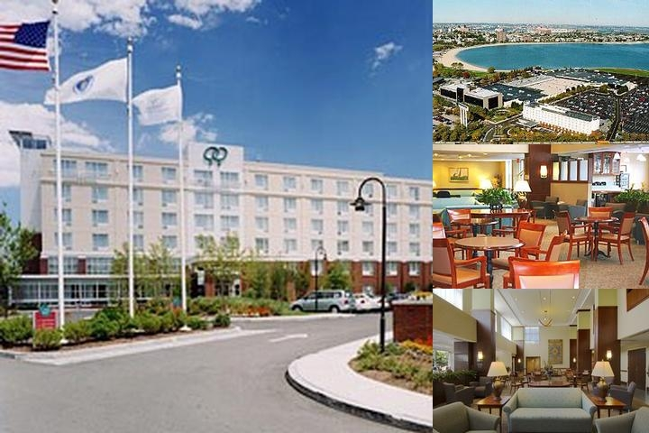 Doubletree Club by Hilton Boston Bayside photo collage
