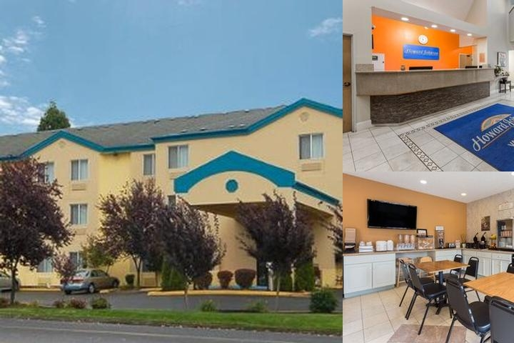 Howard Johnson Inn & Suites Vancouver by Vancou photo collage