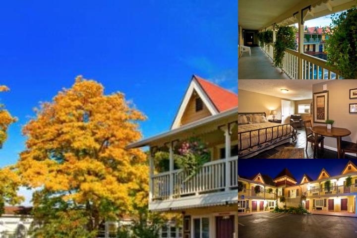 Silverton Inn & Suites photo collage