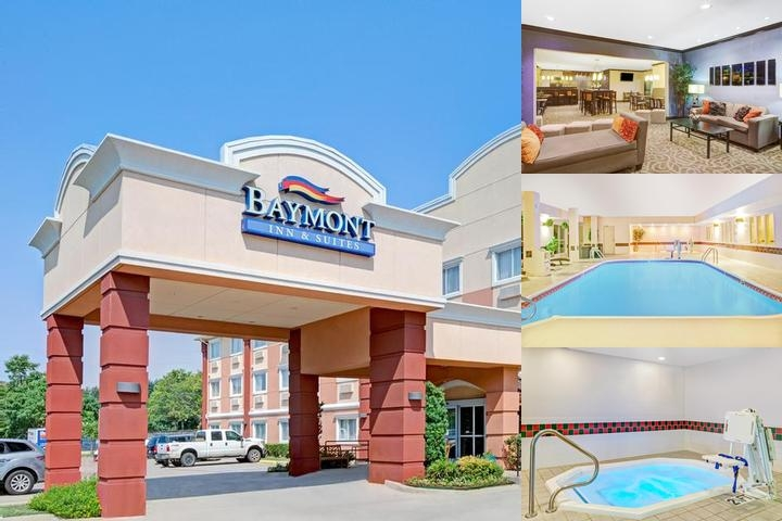 Baymont Inn & Suites Dallas Love Field photo collage