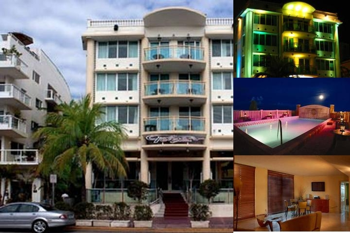 Casanova Suites on the Beach photo collage