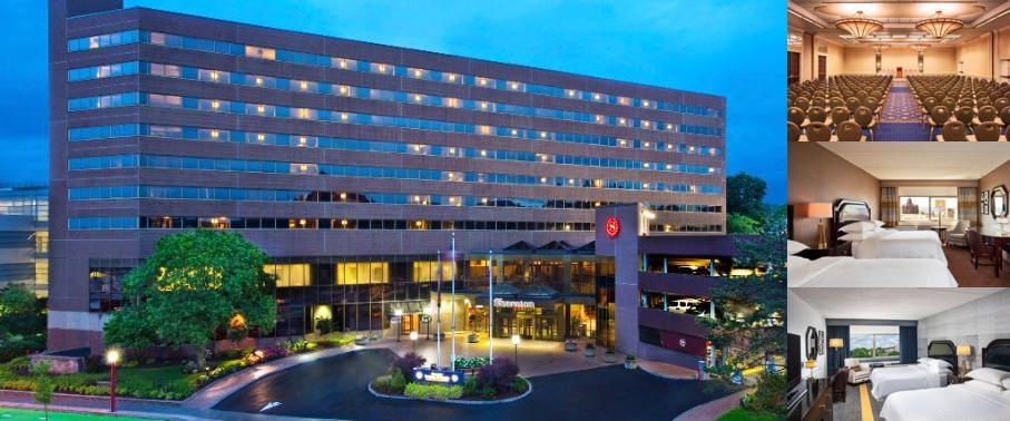 Sheraton Syracuse University Hotel Conference Ce Photo Collage