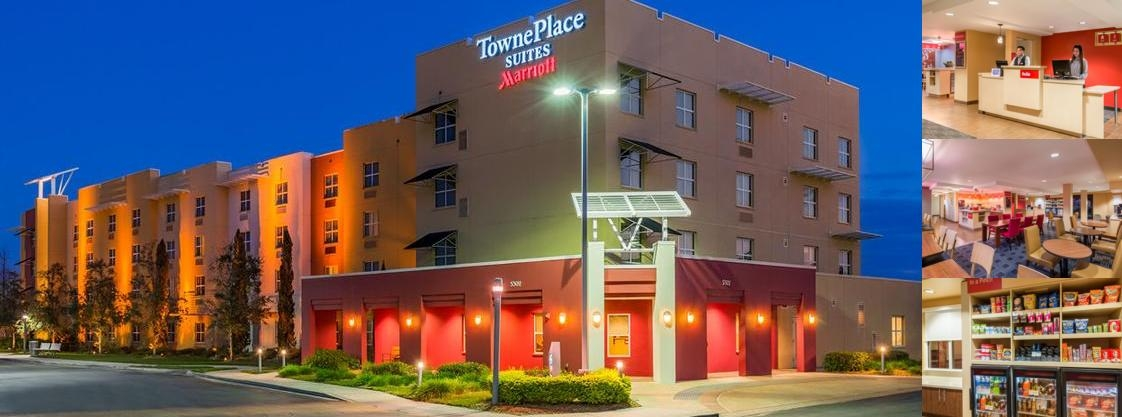 Towneplace Suites by Marriott Tampa Airport photo collage