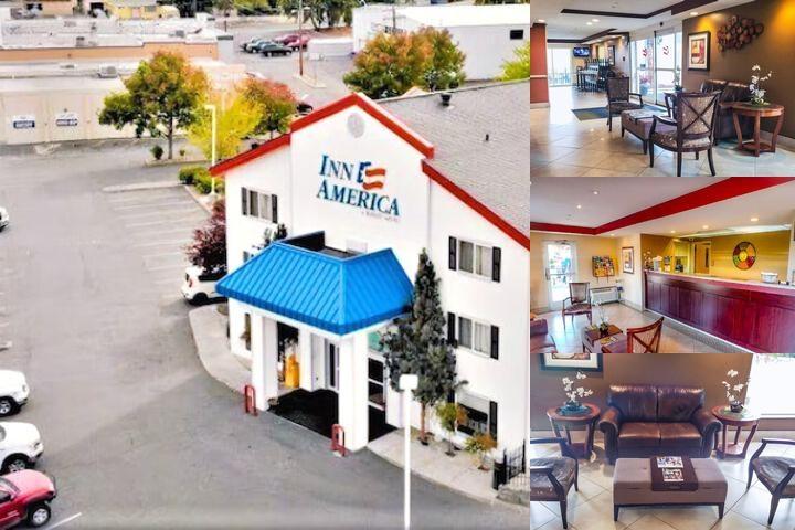 Inn America Lewiston Photo Collage