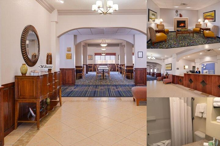 Holiday Inn Express & Suites of Alamosa photo collage