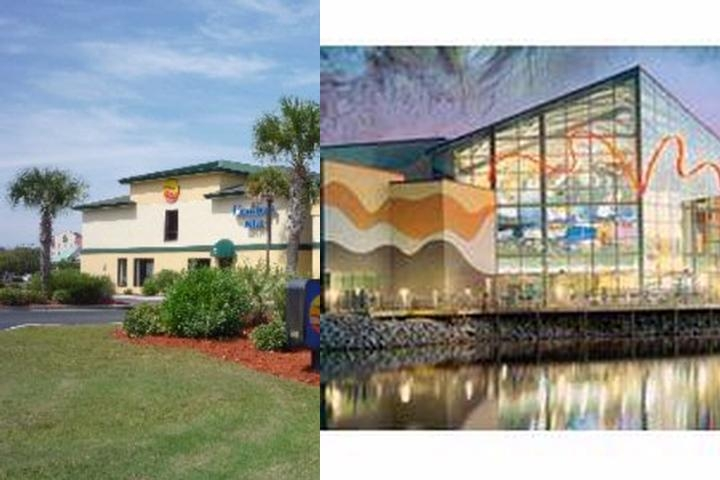 Comfort Inn North Myrtle Beach photo collage