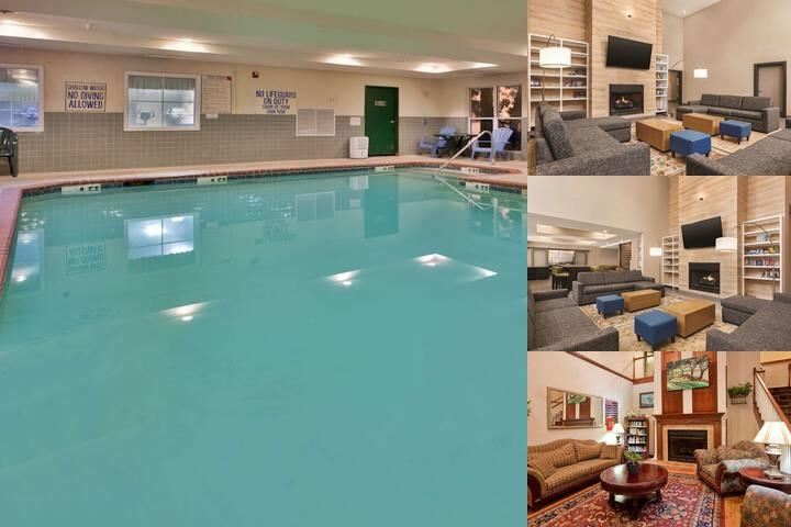 Country Inn & Suites by Carlson Beaufort West Sc photo collage