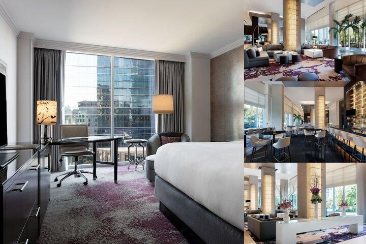 Loews Atlanta Hotel photo collage