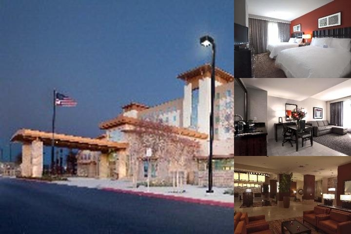 Embassy Suites Palmdale photo collage