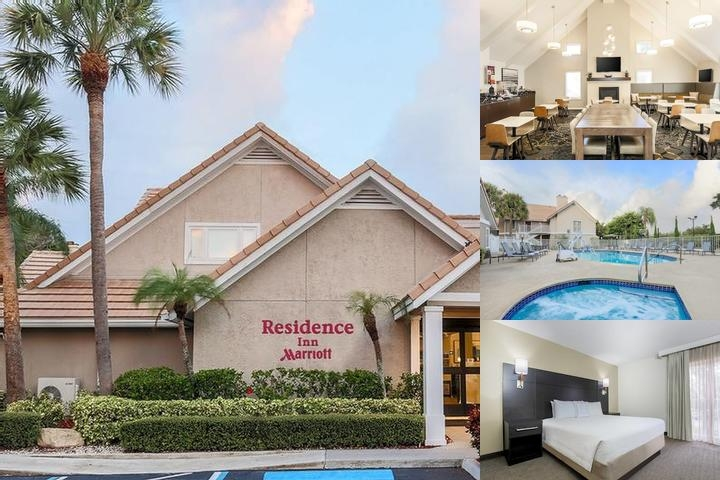 Marriott Boca Raton Residence Inn photo collage