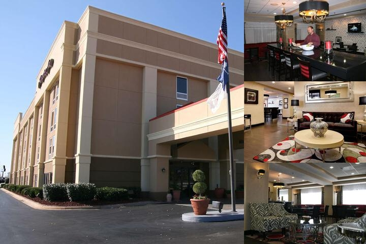 Hampton Inn Simpsonville photo collage